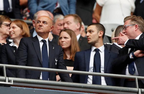 Times journo: Tottenham terminate 'multi-million pound