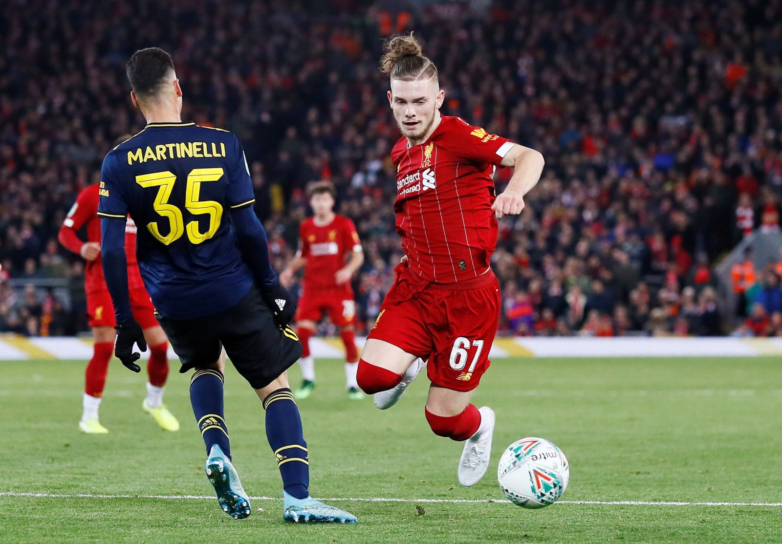 Liverpool: Ali Maxwell buzzes over Harvey Elliott's start to life at  Blackburn Rovers | thisisfutbol.com