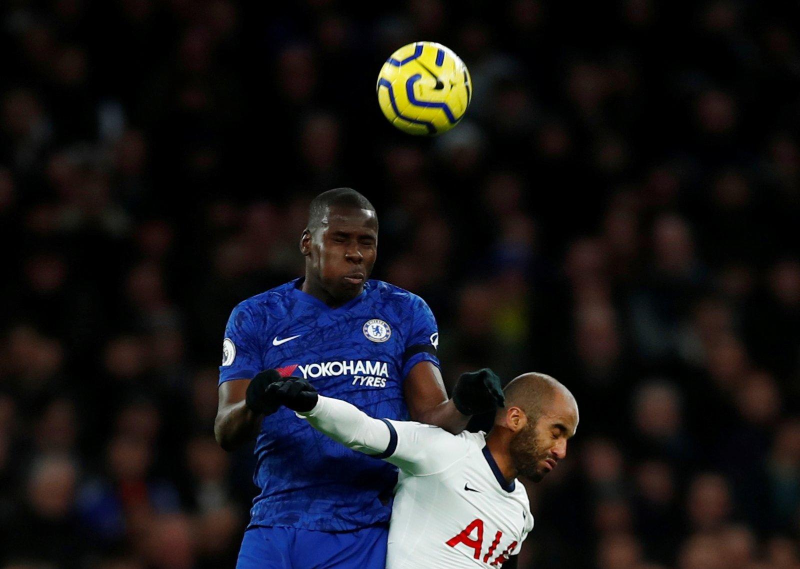 Chelsea could go for Kurt Zouma if deal for Christian Romero fails.