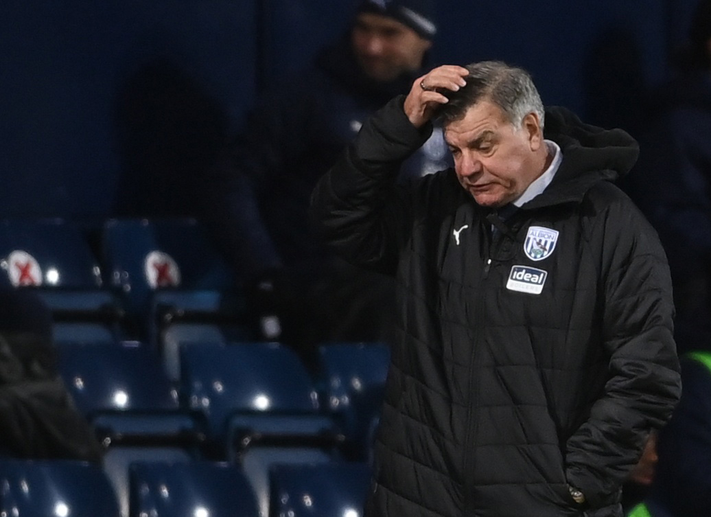 West Bromwich Albion Alex Crook Makes Claim On Sam Allardyce Thisisfutbol Com